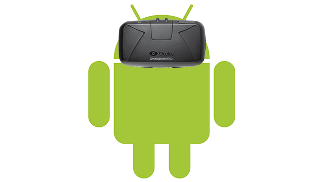 Virtual Reality version of Android by Google