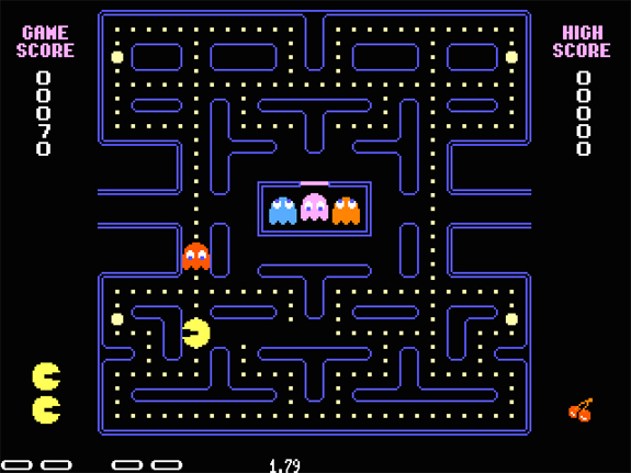 Google Offers To Play Pac-Man On Google Maps