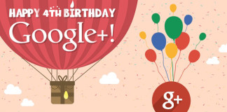 Happy-4th-Birthday-Google-plus