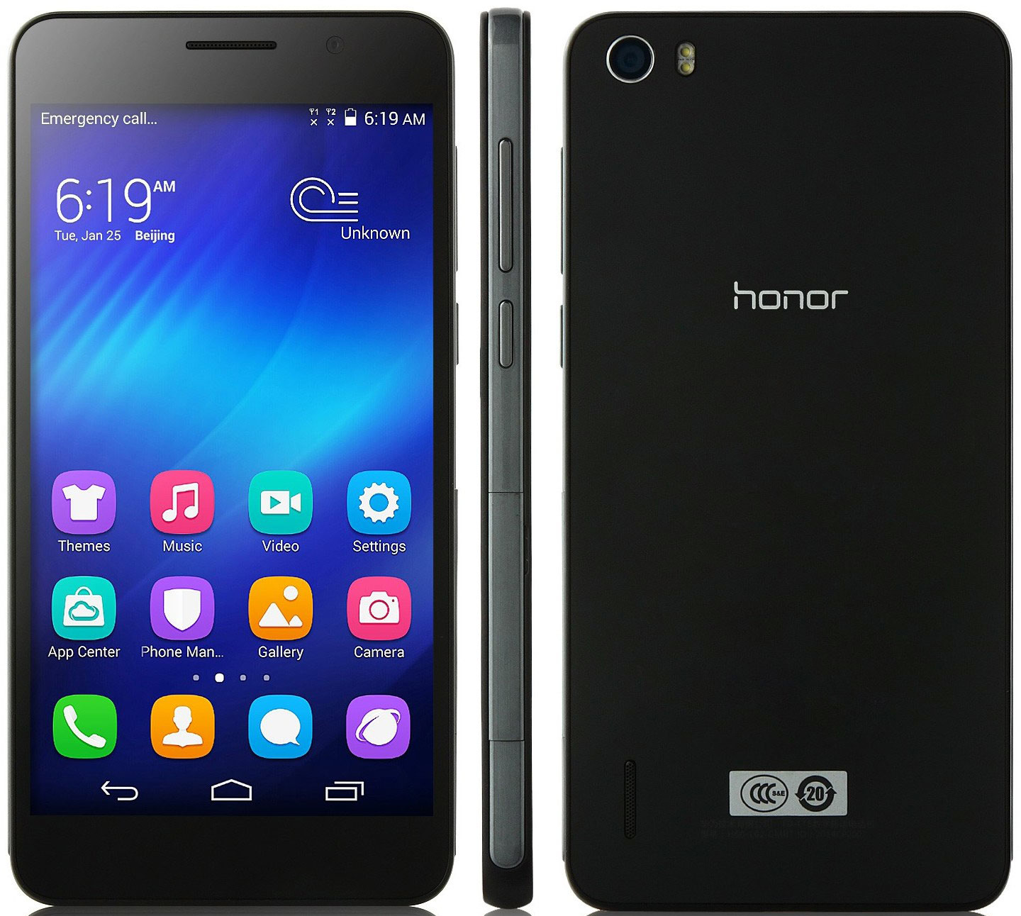 huawei honor 6 android 5.1