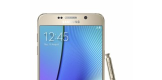 galaxy note 5 fron twith stick