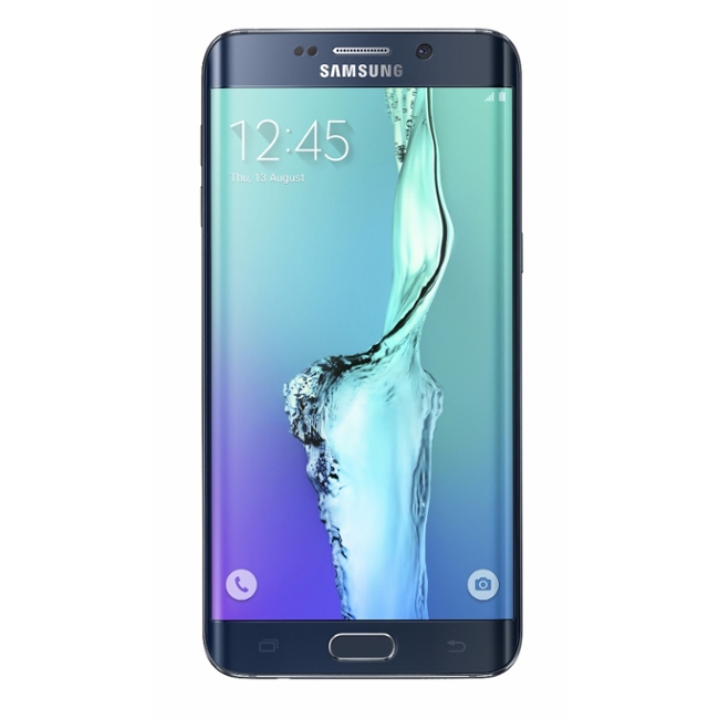galaxy s6 edge plus grey front