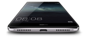 Huawei Mate S Front Angle
