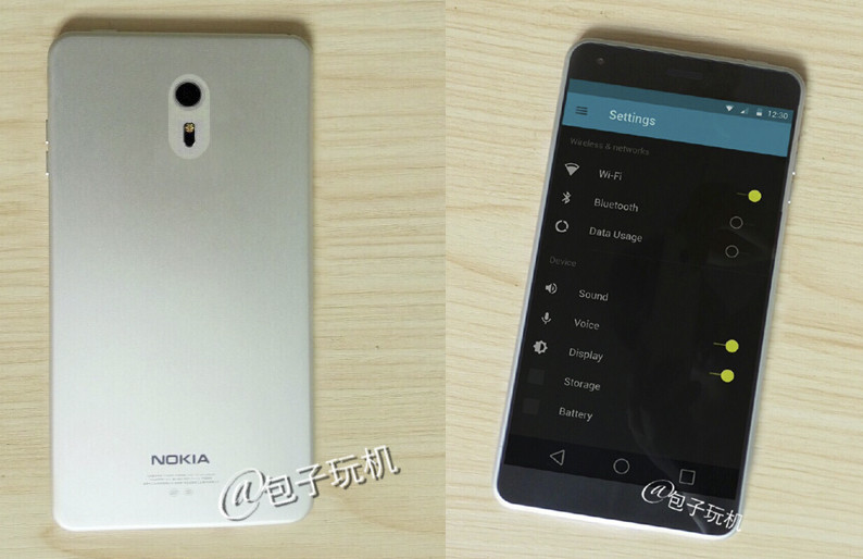 noikia c1 leaked pictures