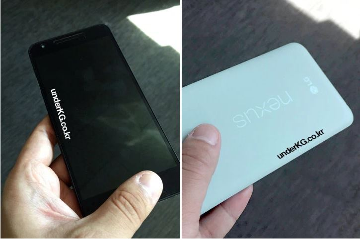 nexus 5 2015 mint color