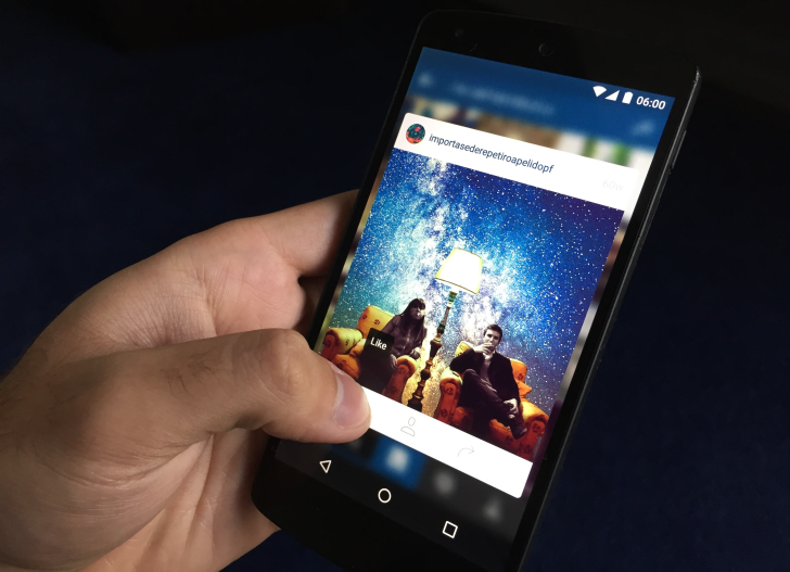 Instagram Gets 3D Touch feature