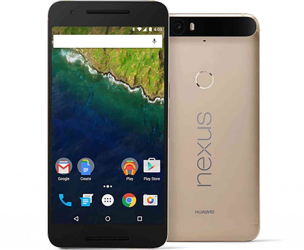 nexus 6 gold edition