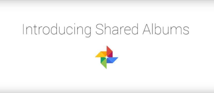 introducing shared albums