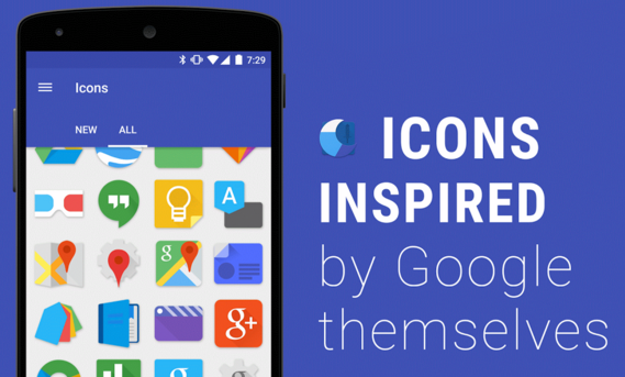 best free icon packs for android 2015 goandroid