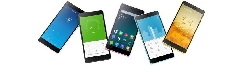 xiaomi mi4i device of 2015 mid range