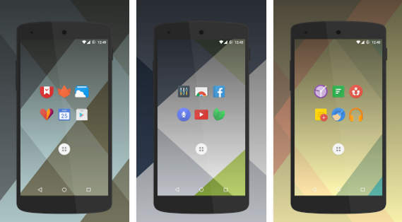 polycon best icons pack goandroid