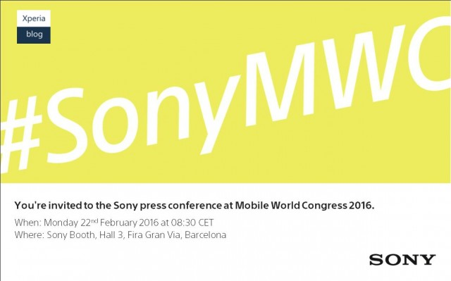MWC-2016_Sony-Conferenc