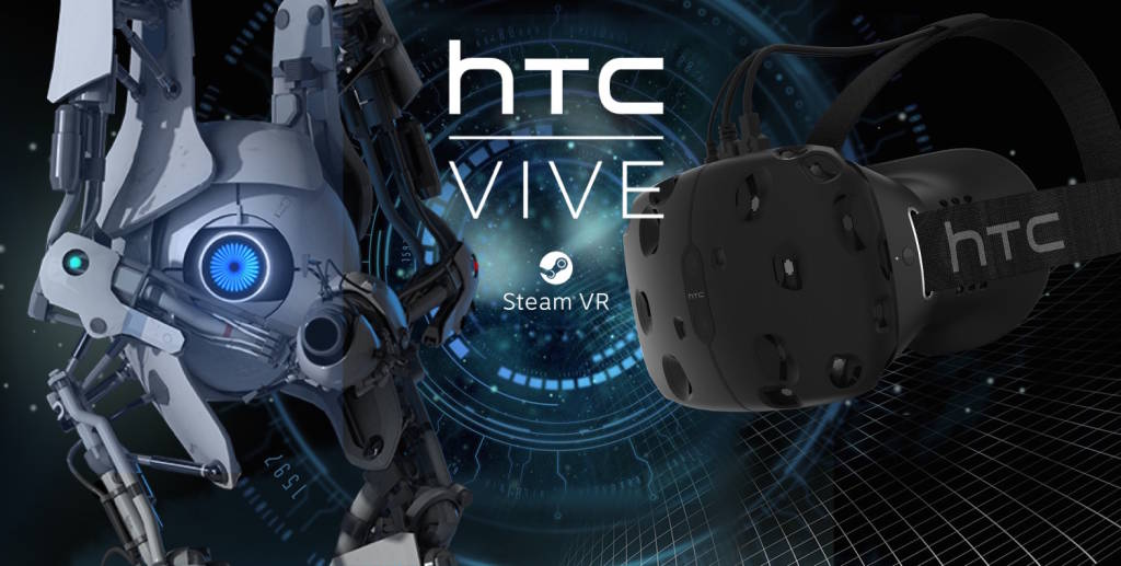HTC Vive Pre Revealed, Second Gen VR System - GoAndroid