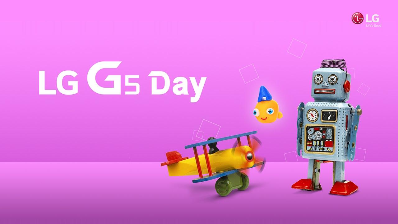 Custom ROMs for LG G5