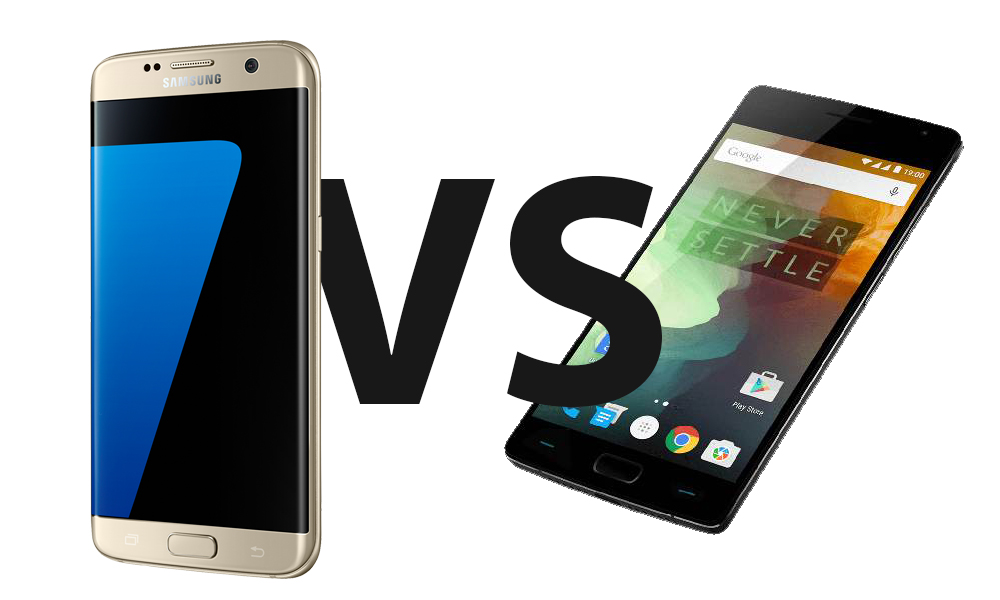 oneplus 2 vs galaxy s7 edge