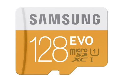 deal samsung 128gb class 10 microsd card for 40 on. Black Bedroom Furniture Sets. Home Design Ideas