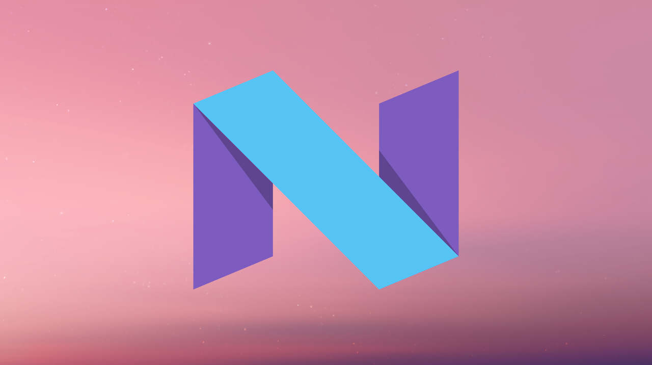 Here Is The New Android N Wallpaper Goandroid