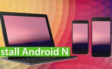 install android n (Large)