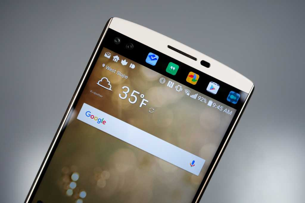 Mobile LG V10 getting its Android 7.0 Nougat update