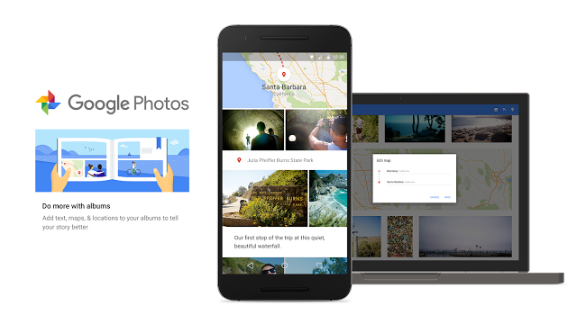 smarter alabums google photos