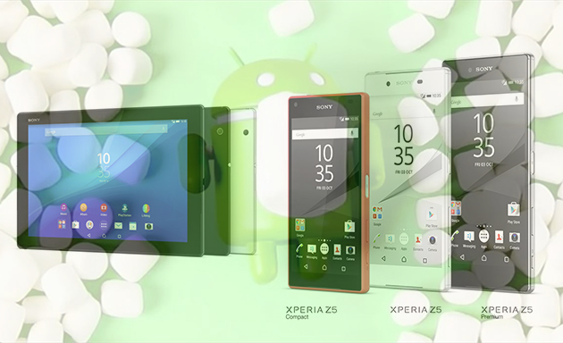 xperia-z5,-z3+-and-Z4-marshmallow-update