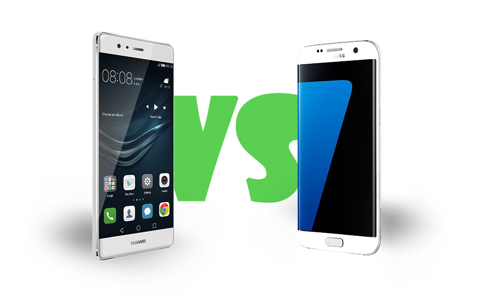 Huawei P9 Plus Vs Samsung Galaxy S7 Edge
