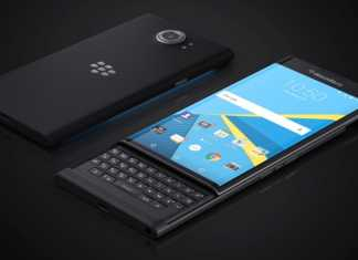blackberry priv marshmallow