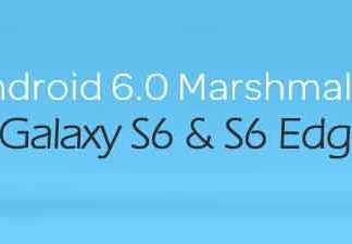AT&T Galaxy S6 marshmallow update