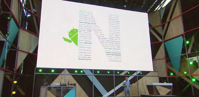 android n google io 2016