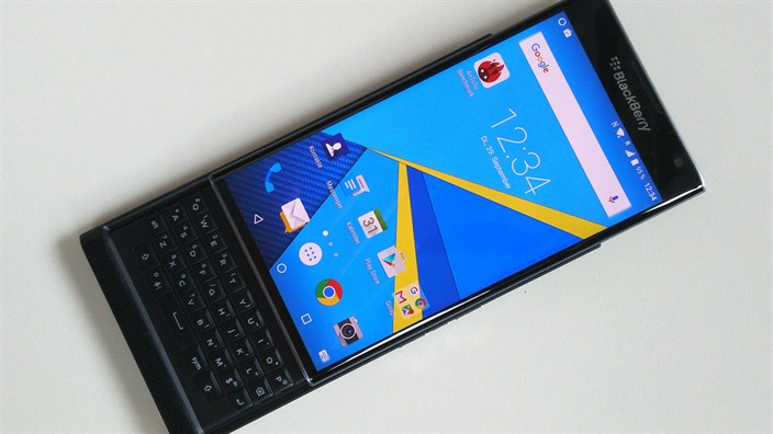 TELUS Blackberry Priv Marshmallow