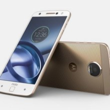 Moto Z Force DROID Gold