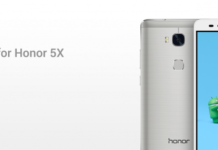 Honor5X Marshmallow