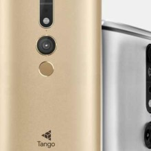 Lenovo Phab 2 Pro in Gold and Silver
