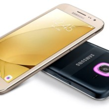 galaxy j2 2016 front back