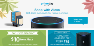 amazon prime day alexa