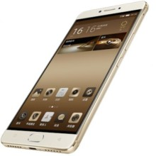 Gionee M6 Plus front