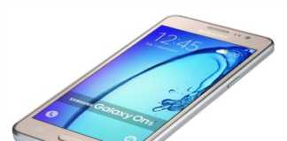 Samsung Galaxy On5 Pro Front