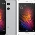 Xiaomi Redmi Pro front back in grey and white