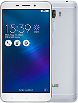Asus Zenfone 3 laser front and back