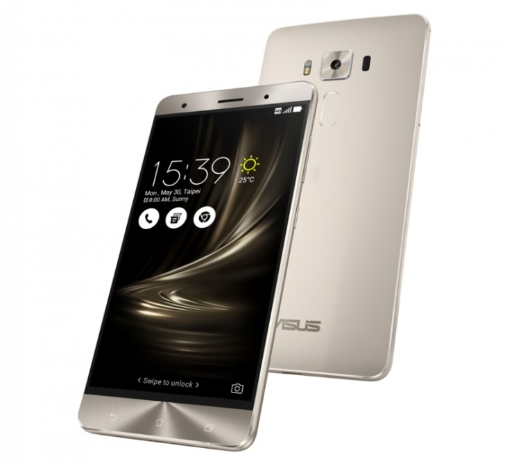 asus zenfone 3 deluxe receiving android 7 0 nougat   goandroid