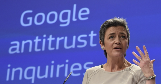 Google Fined over Android Antitrust violations