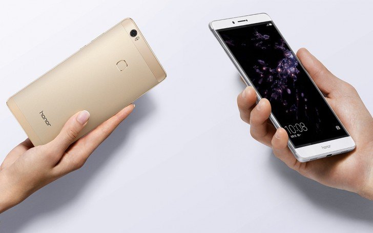 huawei honor 8 front and back