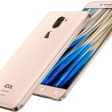 LeEco Cool1 dual side rose gold