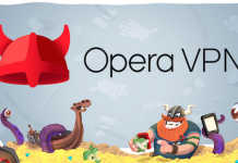 opera vpn android