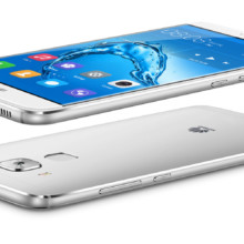 Huawei Nova Plus top front and back