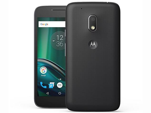 Moto G4 Play to get Android Nougat in June
