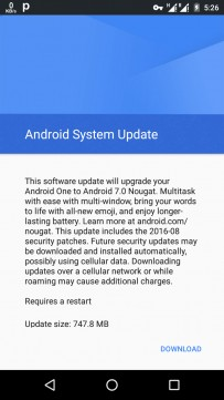 android-one-nougat
