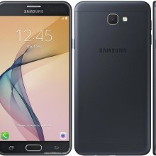 Samsung Galaxy J7 Prime front side and back