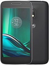 Motorola Moto G4 Play front and back