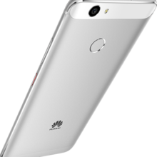 Huawei Nova back side